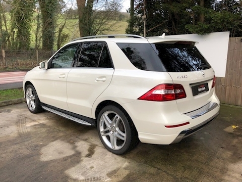M-Class Ml350 Bluetec Amg Sport Estate 3.0 Automatic Diesel