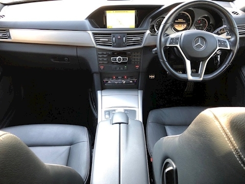 E Class E250 Cdi Blueefficiency Sport Estate 2.1 Automatic Diesel