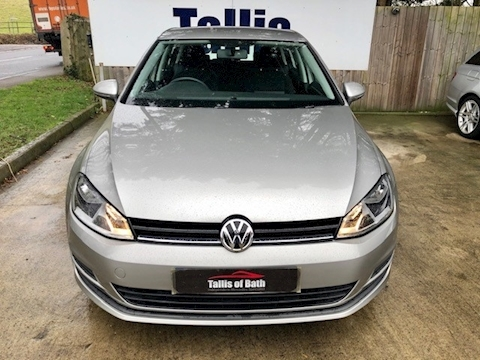 Golf S Tsi Bluemotion Technology Dsg Hatchback 1.4 Semi Auto Petrol