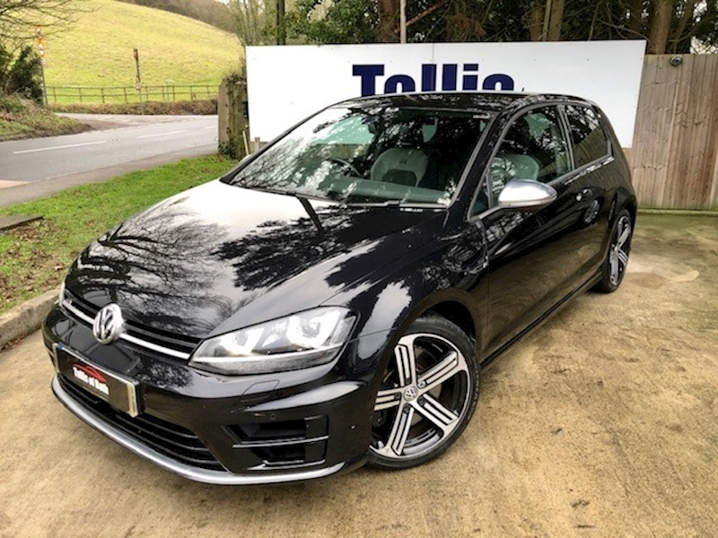 Golf R Hatchback 2.0 Manual Petrol
