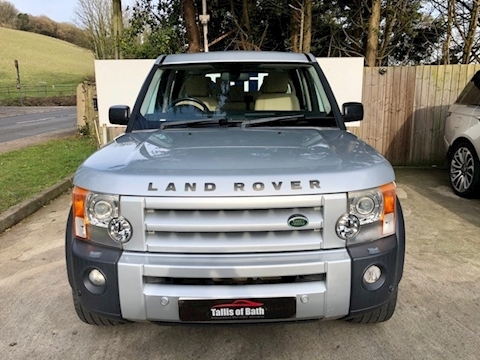 Discovery Tdv6 Hse Estate 2.7 Manual Diesel
