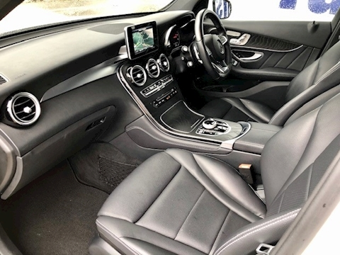 Glc-Class Glc 250 D 4Matic Amg Line Premium Estate 2.1 Automatic Diesel