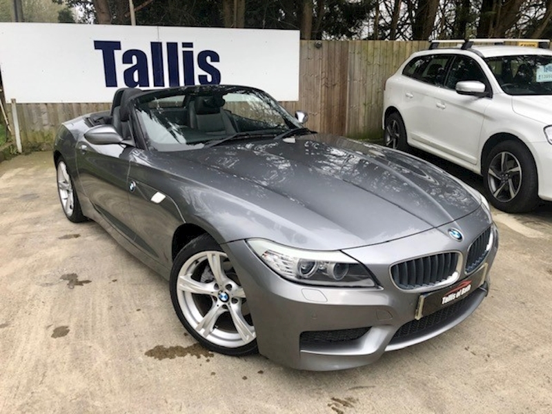 Z Series Z4 Sdrive23i M Sport Roadster Convertible 2.5 Automatic Petrol