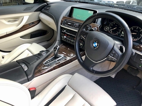6 Series 640D Se Gran Coupe Coupe 3.0 Automatic Diesel