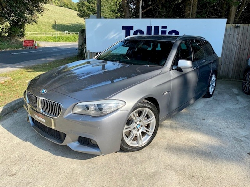 5 Series 525d M Sport Touring Touring 3.0 Automatic Diesel
