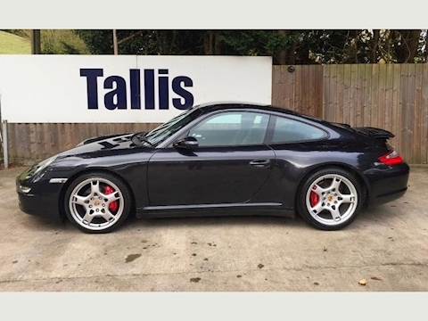 911 Carrera 4S Coupe 3.8  Petrol