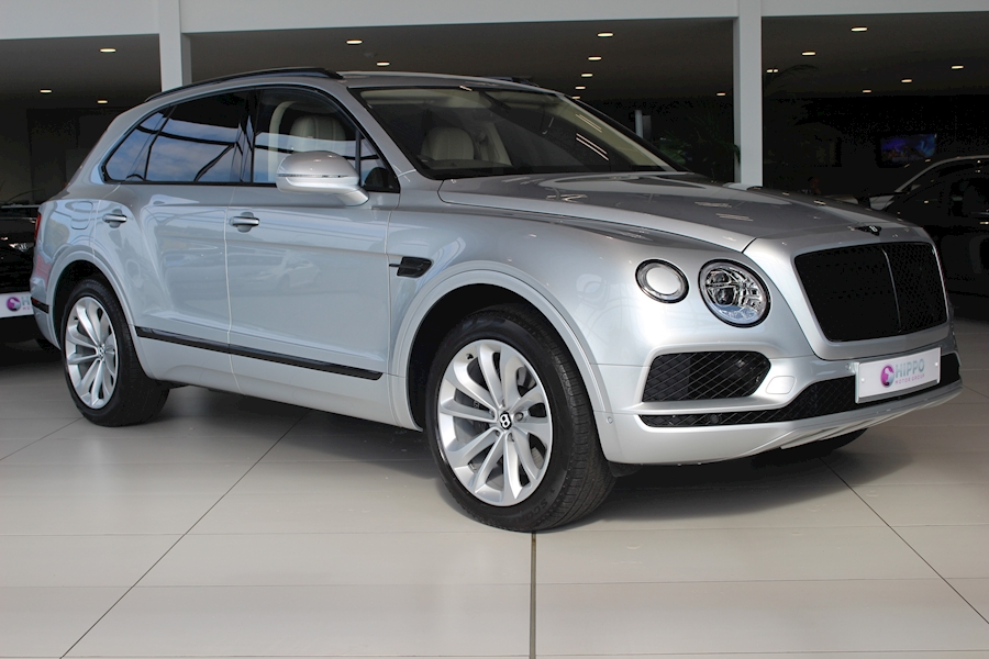 Bentley Bentayga W12 Mpv 6.0 Automatic Petrol