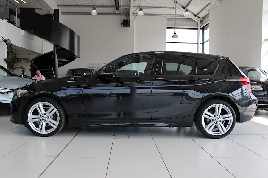used bmw 1 series 118d m sport 118d m sport 2013 hippo. Black Bedroom Furniture Sets. Home Design Ideas