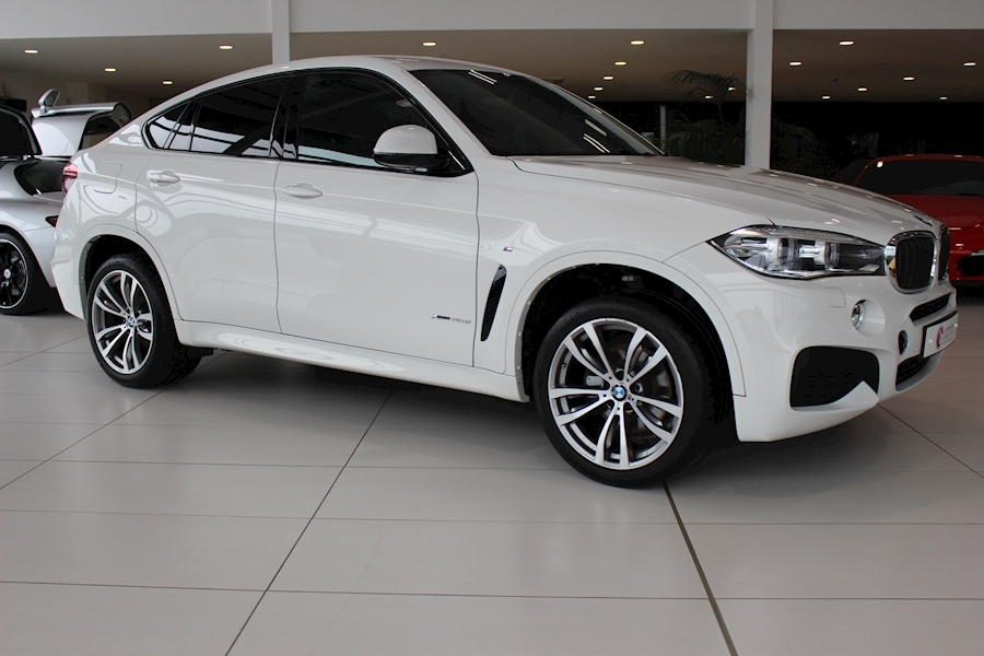 Bmw X6 Xdrive30d M Sport Coupe 3.0 Automatic Diesel