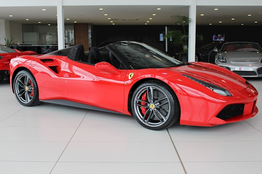 Ferrari 488 Spider - Large 0