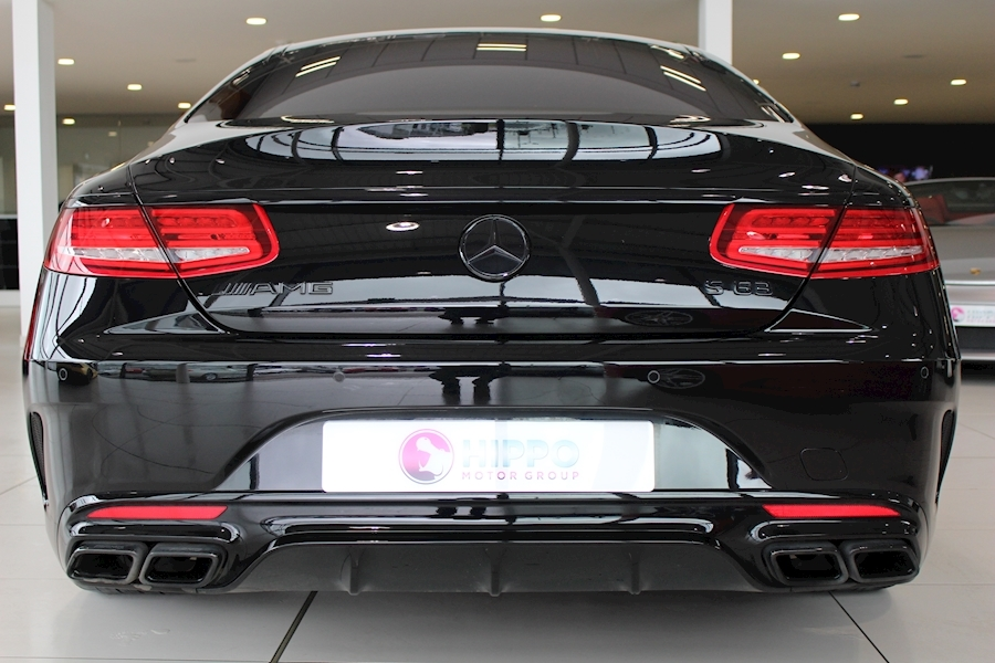 Mercedes S Class Amg S 63 - Large 5