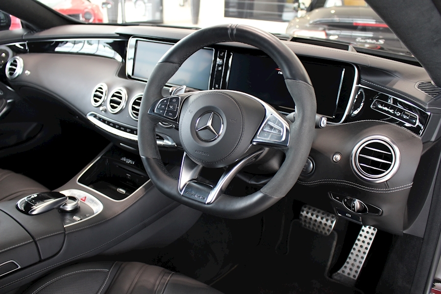 Mercedes S Class Amg S 63 - Large 13