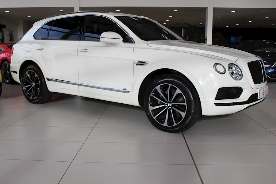 Bentley Bentayga V8 D Estate 4.0 Automatic Diesel