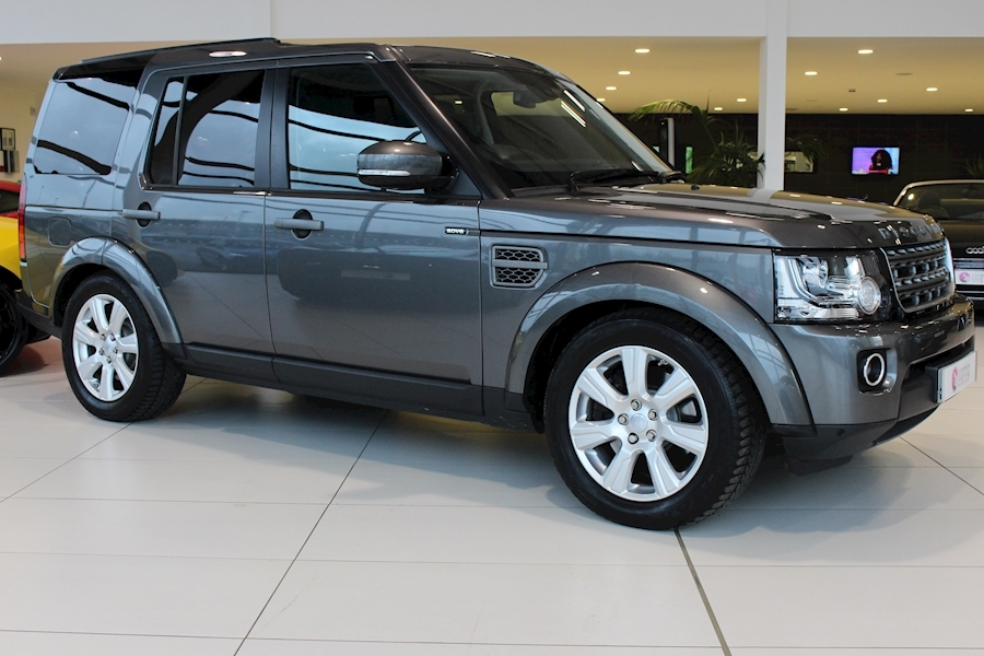 Used Land Rover Discovery 4 For Sale In Uk Cars For Sale