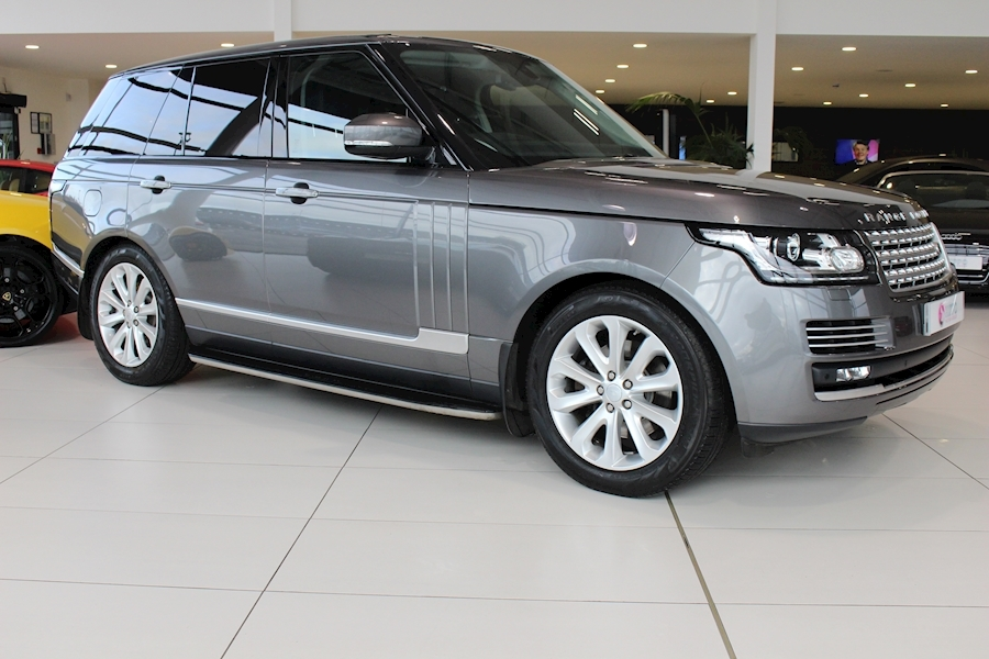 Land Rover Range Rover Tdv6 Vogue Se - Large 0