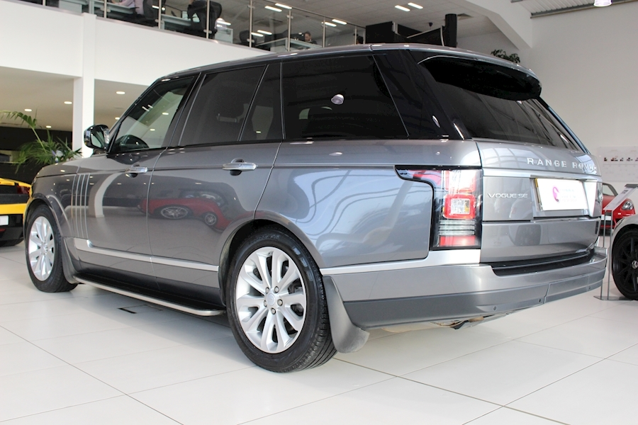 Land Rover Range Rover Tdv6 Vogue Se - Large 4