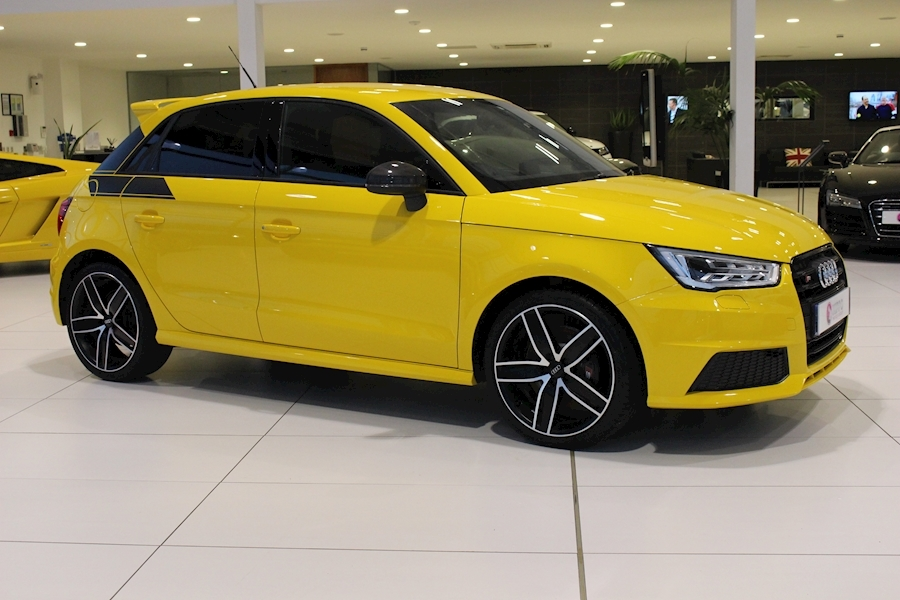 Audi A1 S1 Competition Quattro Sportback Hatchback 2.0 Manual Petrol