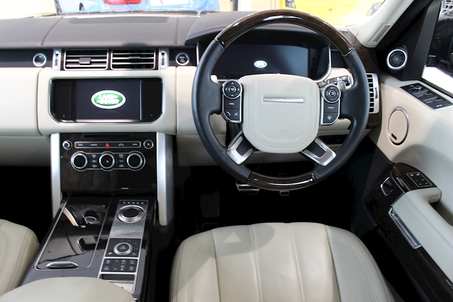 Land Rover Range Rover Sdv8 Autobiography - Large 10