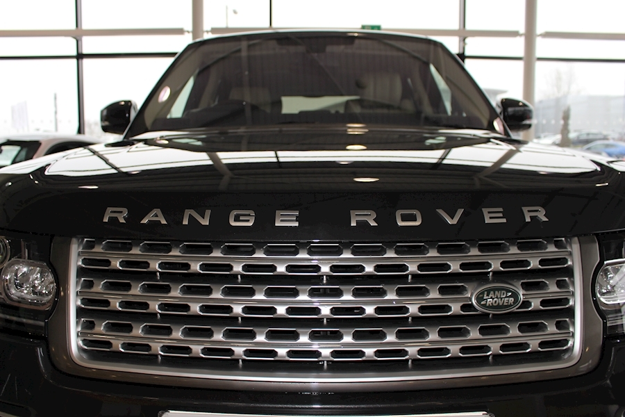 Land Rover Range Rover Sdv8 Autobiography - Large 16