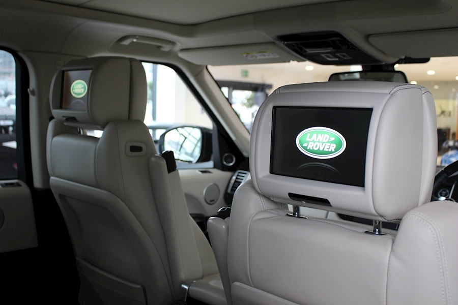 Land Rover Range Rover Sdv8 Autobiography - Large 23
