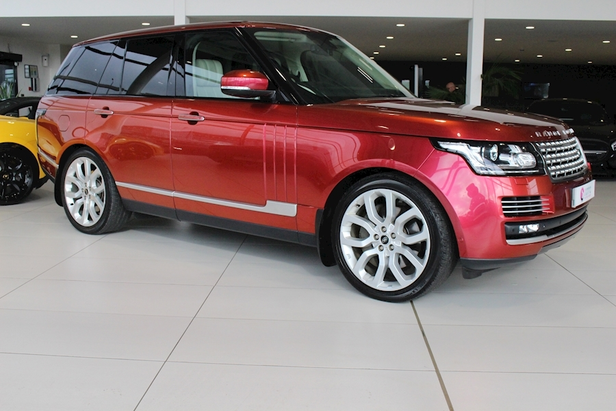 Land Rover Range Rover Sdv8 Autobiography - Large 0