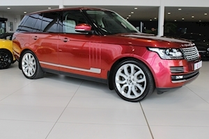 Land Rover Range Rover Sdv8 Autobiography - Thumb 0
