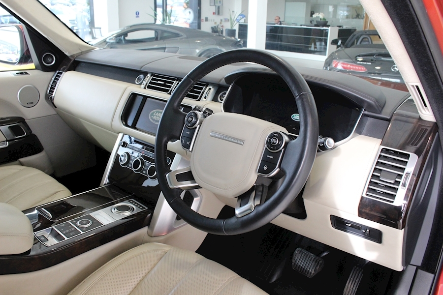Land Rover Range Rover Sdv8 Autobiography - Large 11