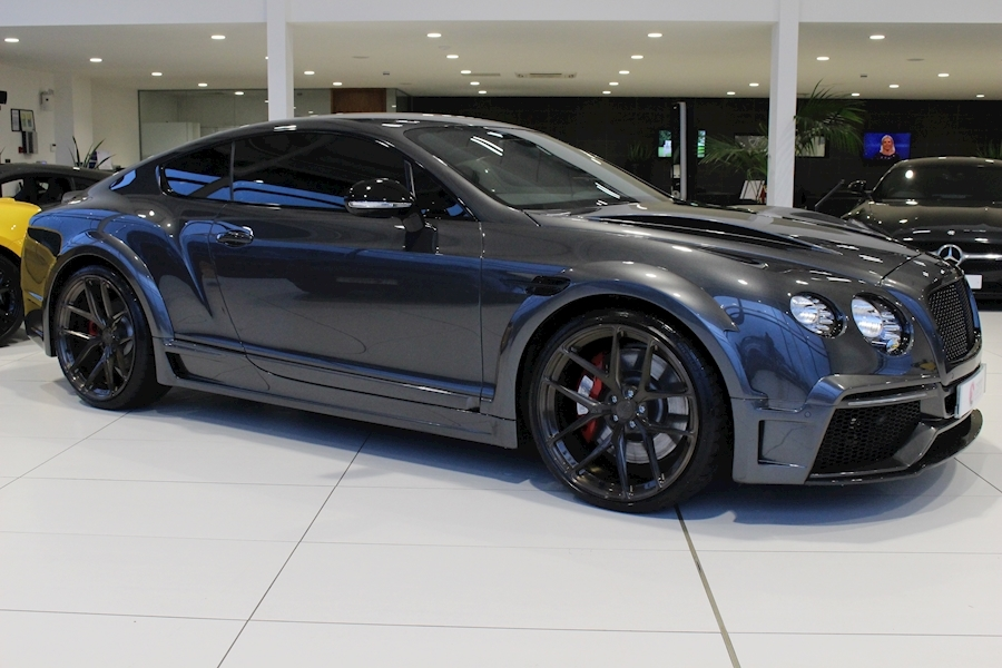 Bentley Continental Gt V8 S Mds Coupe 4.0 Automatic Petrol