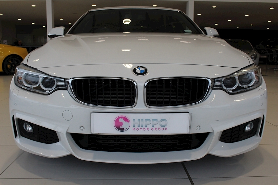 Bmw 4 Series 418D M Sport Gran Coupe - Large 1