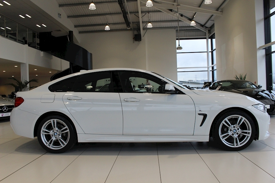 Bmw 4 Series 418D M Sport Gran Coupe - Large 2
