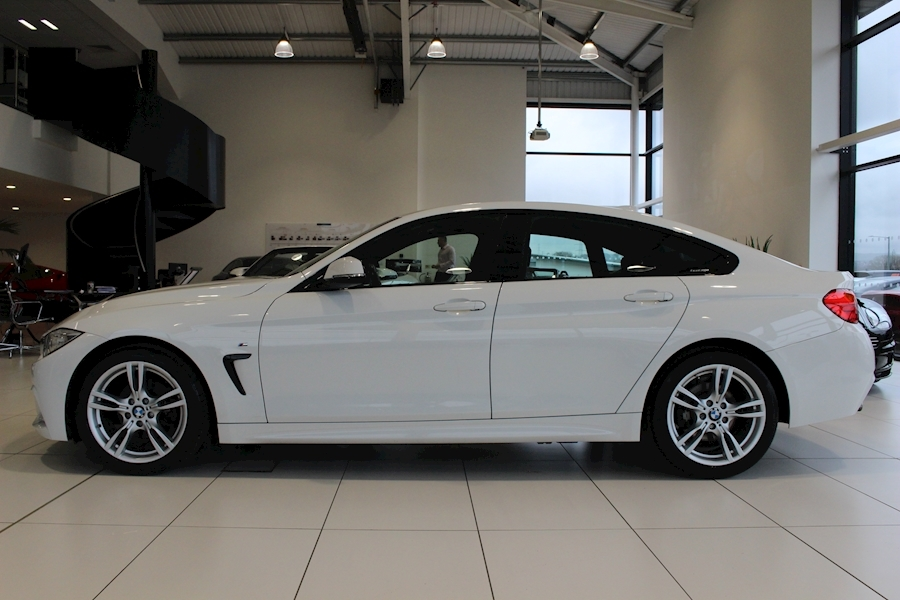 Bmw 4 Series 418D M Sport Gran Coupe - Large 3