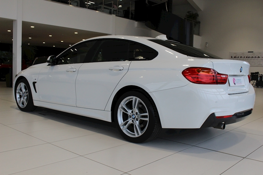 Bmw 4 Series 418D M Sport Gran Coupe - Large 4