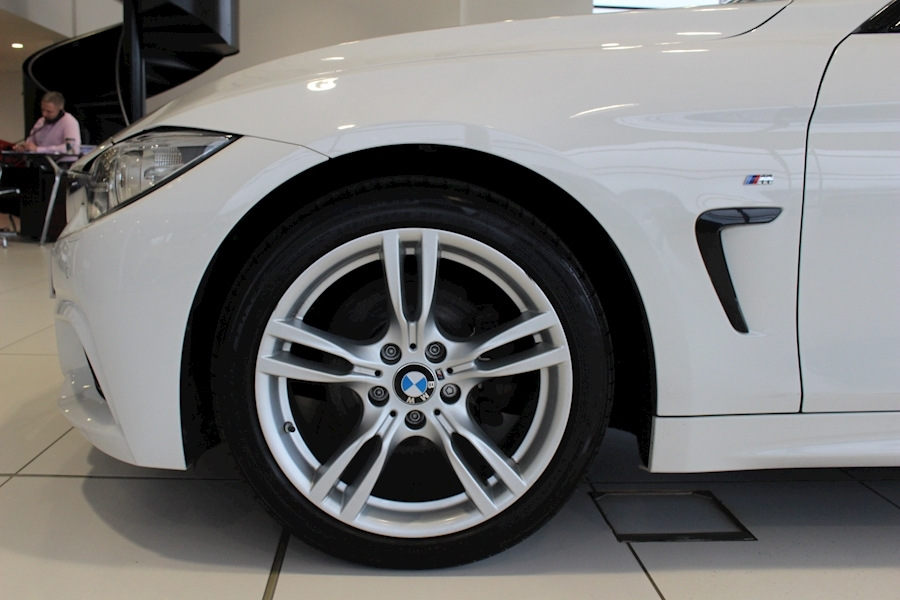 Bmw 4 Series 418D M Sport Gran Coupe - Large 8