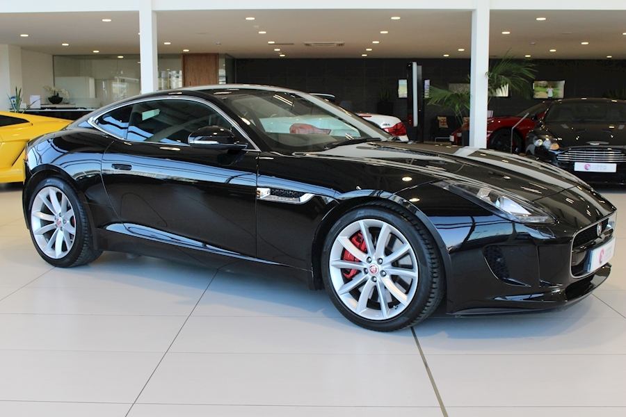 Jaguar F-Type V6 S - Large 0