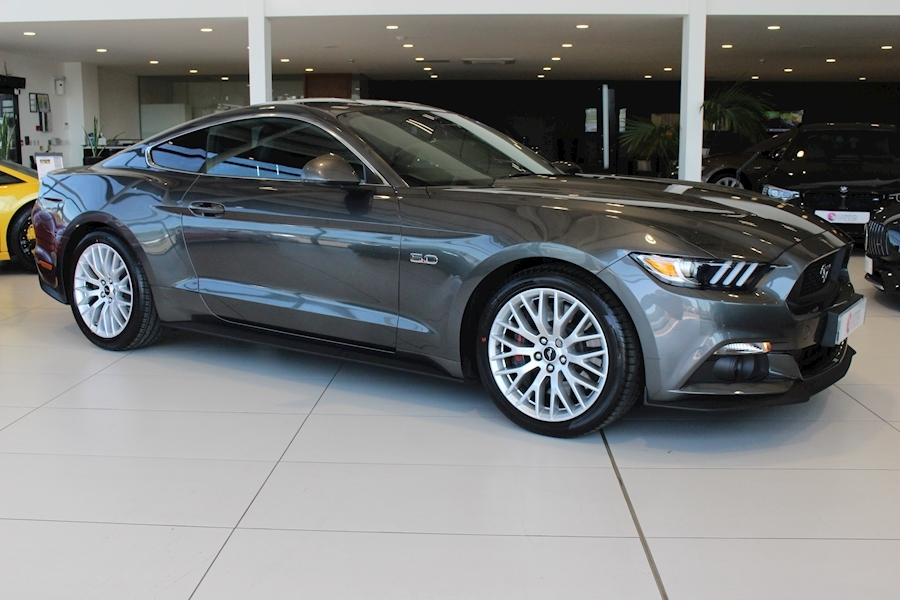 Ford Mustang Gt Coupe 5.0 Automatic Petrol