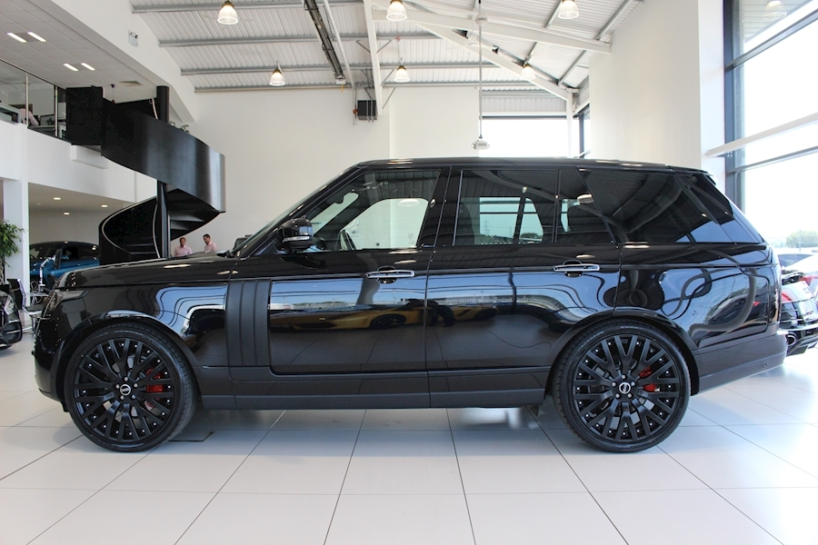 Land Rover Range Rover Tdv6 Vogue Se - Large 3