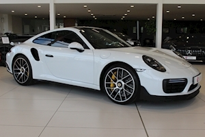 Porsche 911 Turbo S Pdk