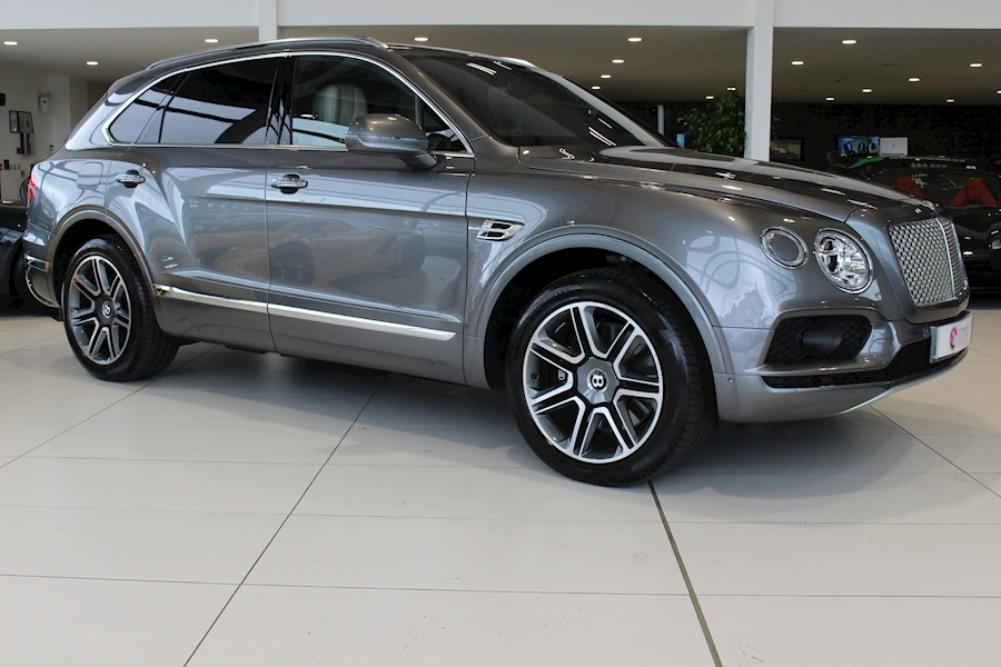 Bentley Bentayga W12 Estate 6.0 Automatic Petrol