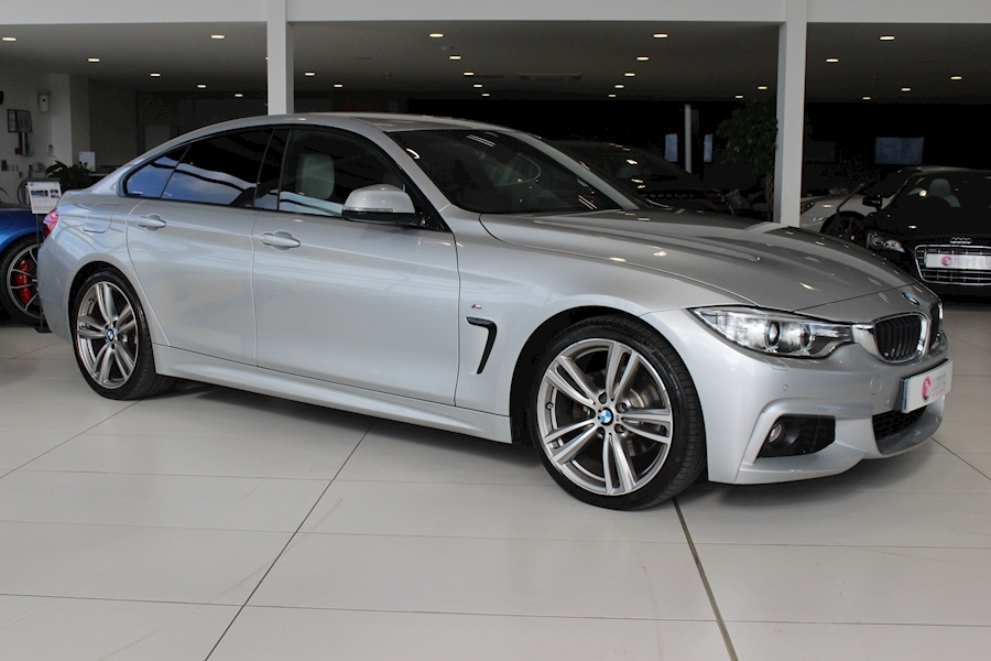 Bmw 4 Series 420D M Sport Gran Coupe Coupe 2.0 Manual Diesel