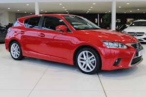 Lexus Ct 200H Advance Ct 200H Advance Cvt