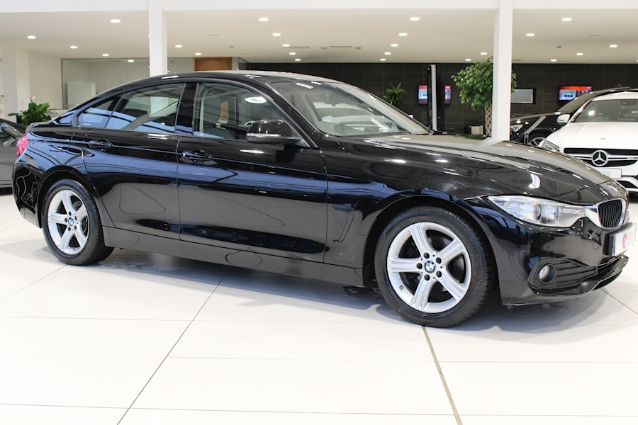 Bmw 4 Series 418D Gran Coupe Se Coupe 2.0 Manual Diesel