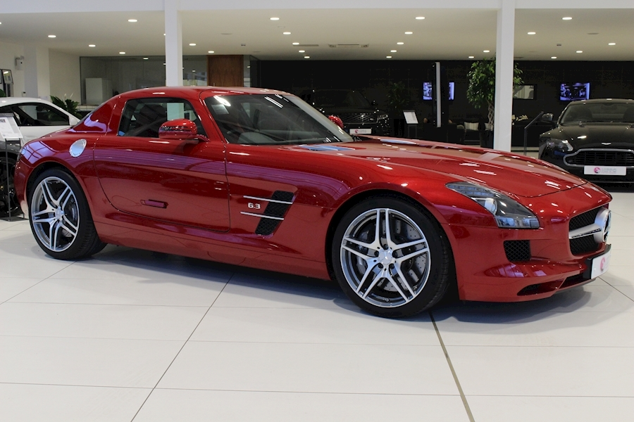 Mercedes-Benz Sls AMG Coupe  6.2 Automatic Petrol