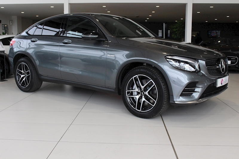 Mercedes-Benz Glc-Class Amg Glc 43 4Matic Coupe 3.0 Automatic Petrol