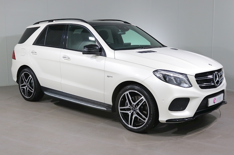 Mercedes-Benz Gle-Class Amg Gle 43 4Matic Night Edition Estate 3.0 Automatic Petrol