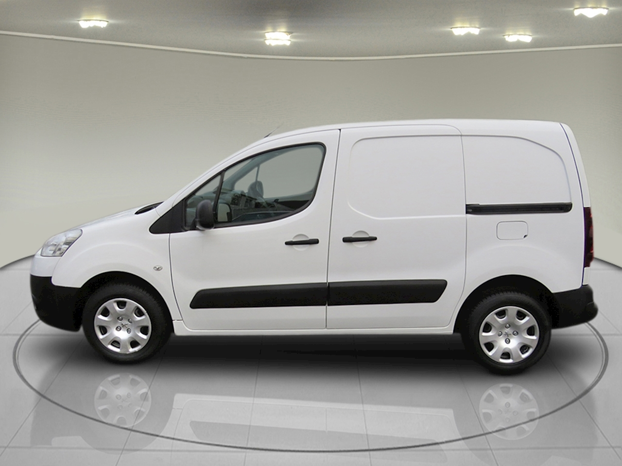 Peugeot Partner Hdi S L1 850 1.6 4dr Panel Van Manual Diesel