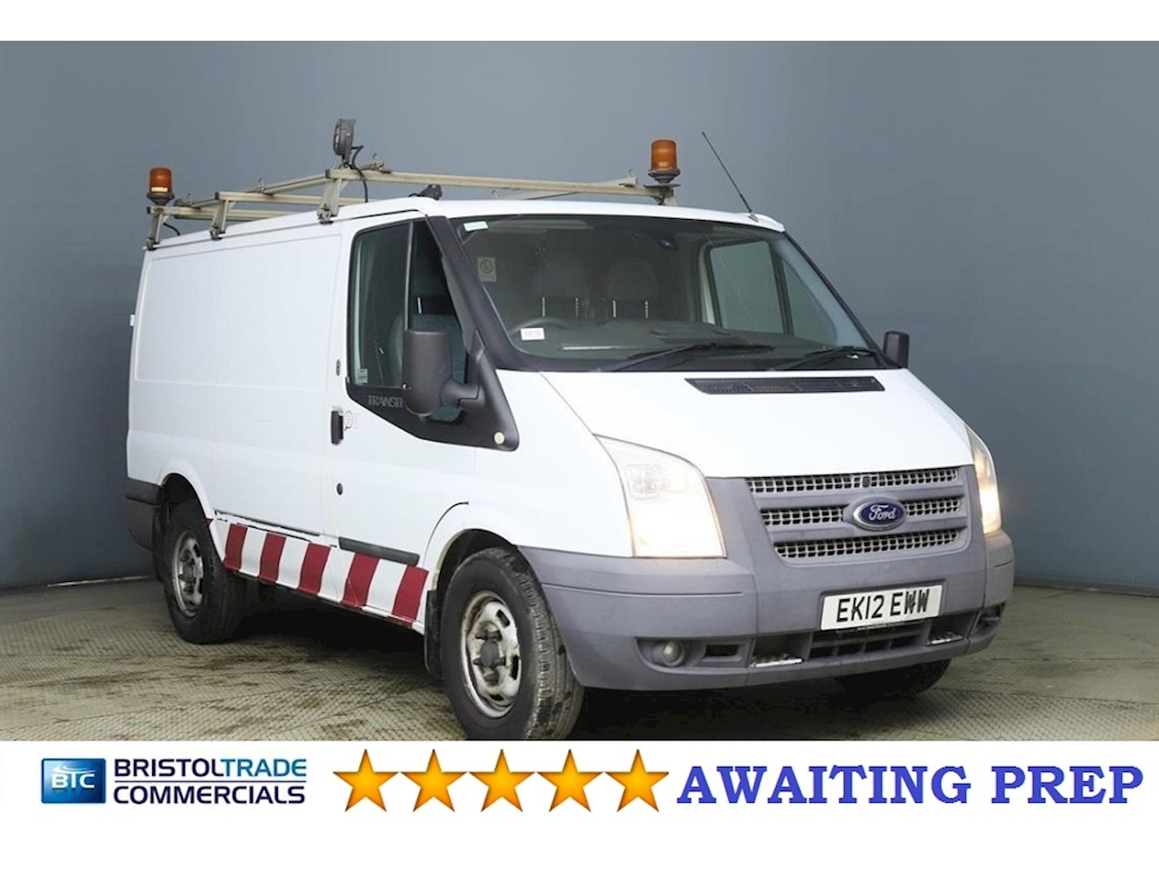 Ford 2.2 TDCi 330 Panel Van 5dr Diesel Manual S (SWB) (219 g/km, 98 bhp)