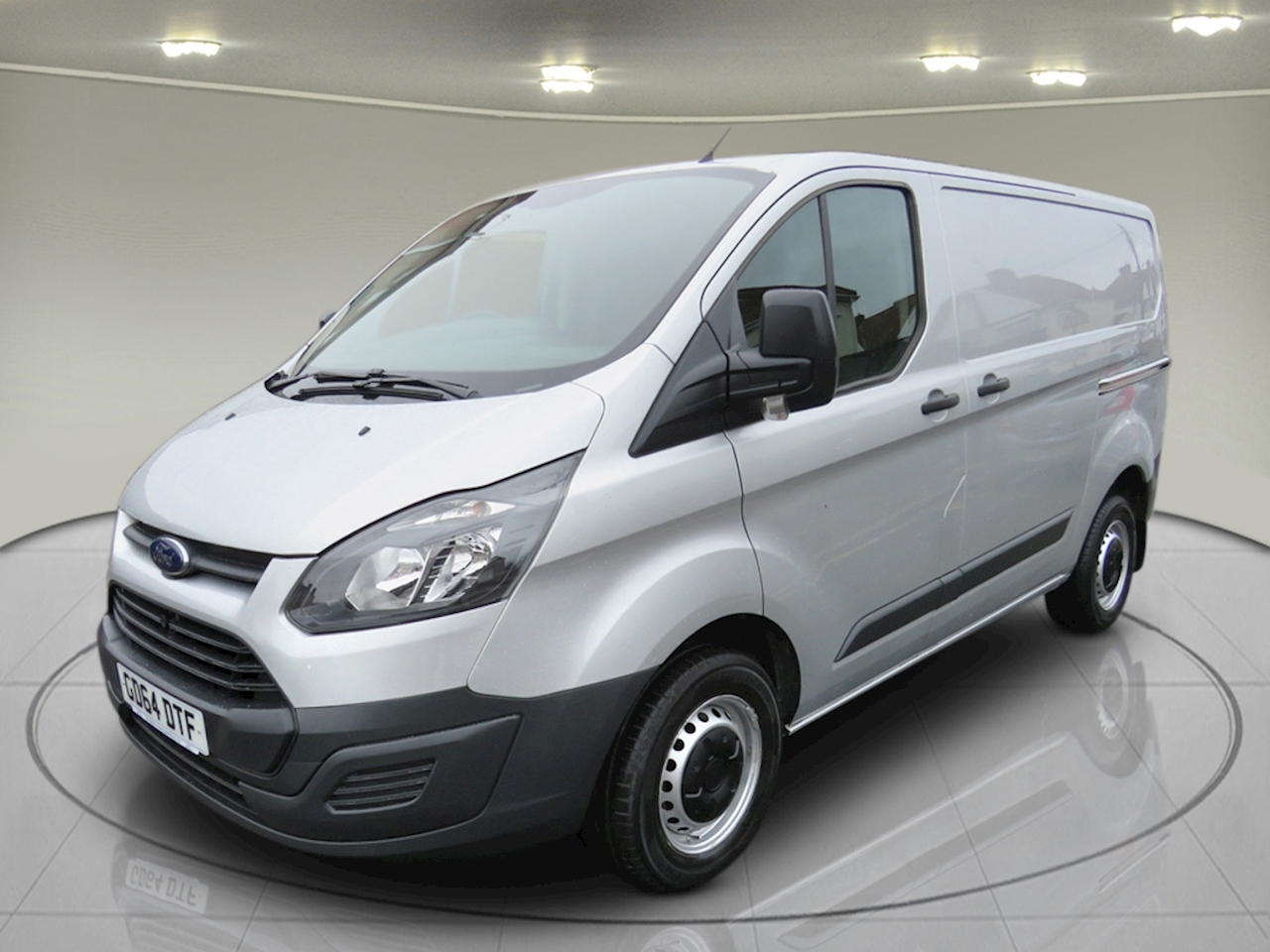 Ford 2.2 TDCi 270 ECOnetic Panel Van 5dr Diesel Manual L1 H1 (162 g/km, 98 bhp)