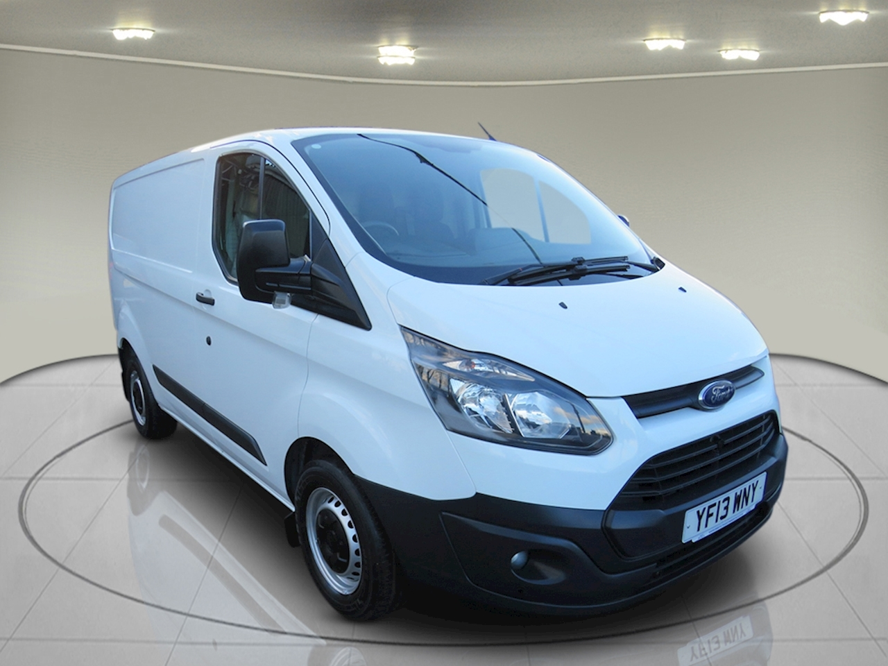 Ford 2.2 TDCi 310 ECOnetic Panel Van 5dr Diesel Manual L2 H1 (162 g/km, 98 bhp)