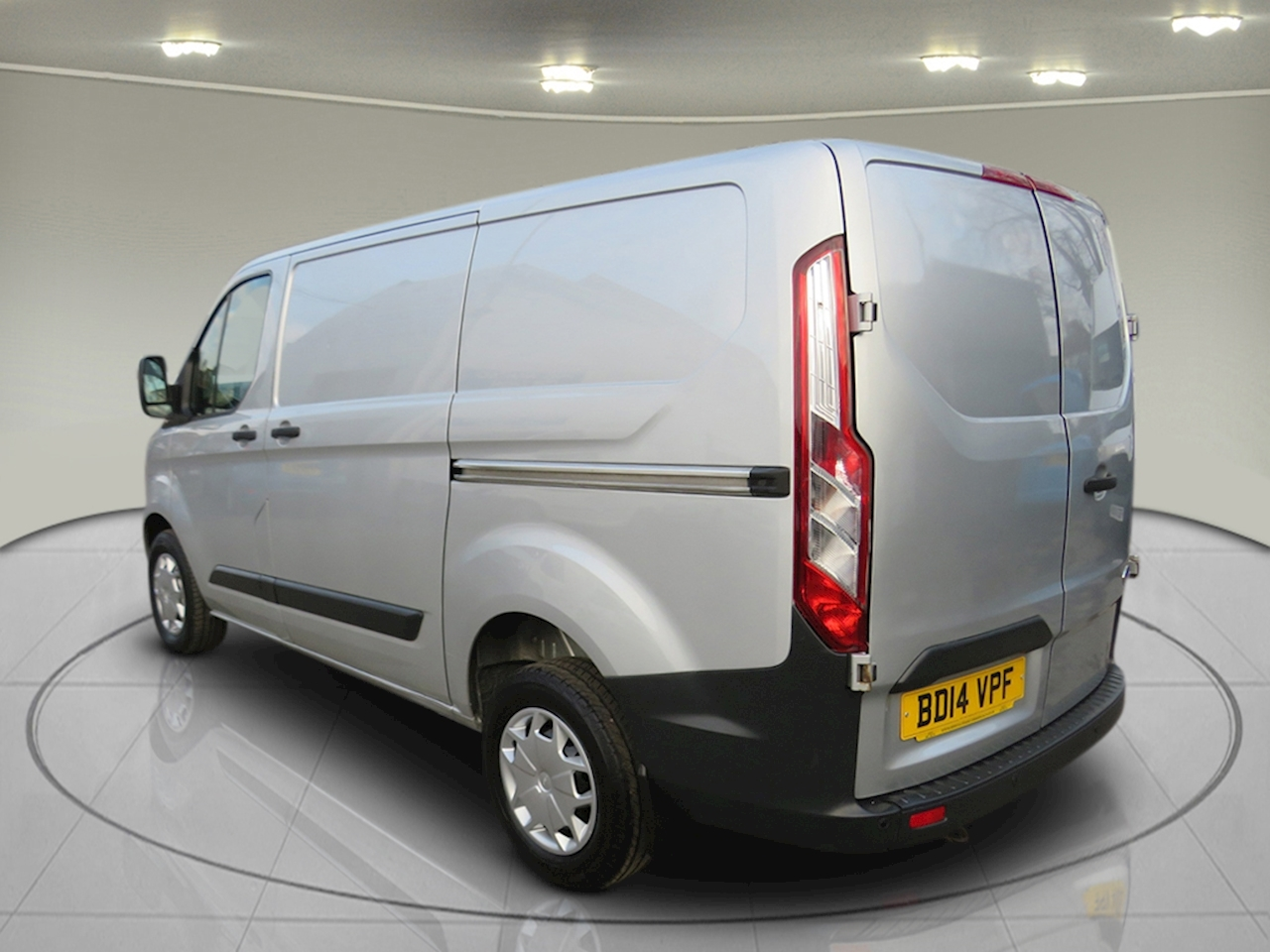 Ford Transit Custom 270 Trend Lr P/V 2.2 5dr Panel Van Manual Diesel
