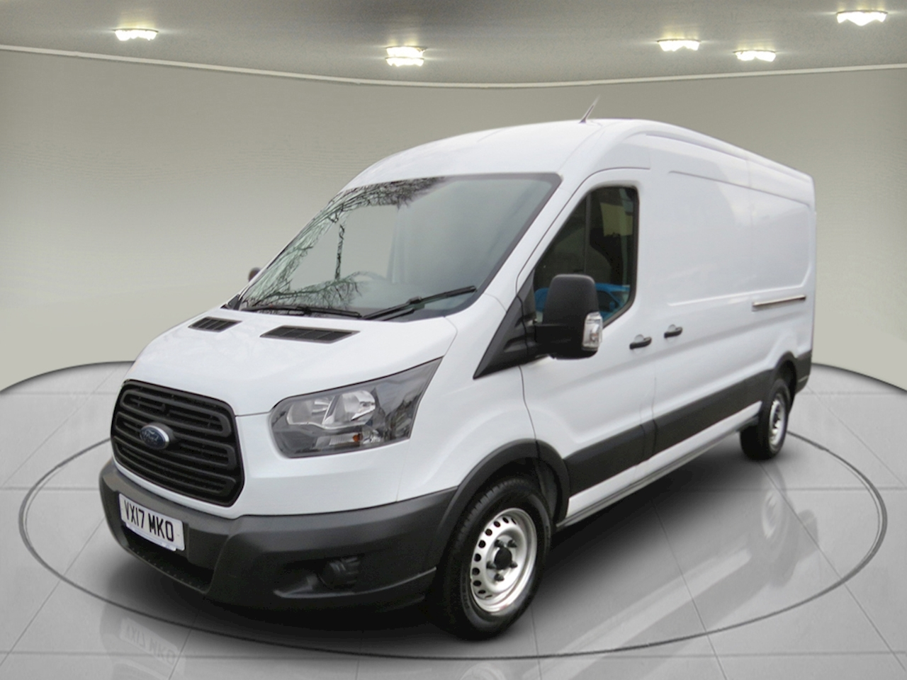 Ford Transit 350 EcoBlue L3 H2 EURO 6 2.0 5dr Panel Van Manual Diesel